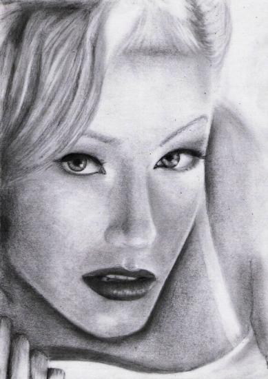 Christina Aguilera par Ceruzzka
